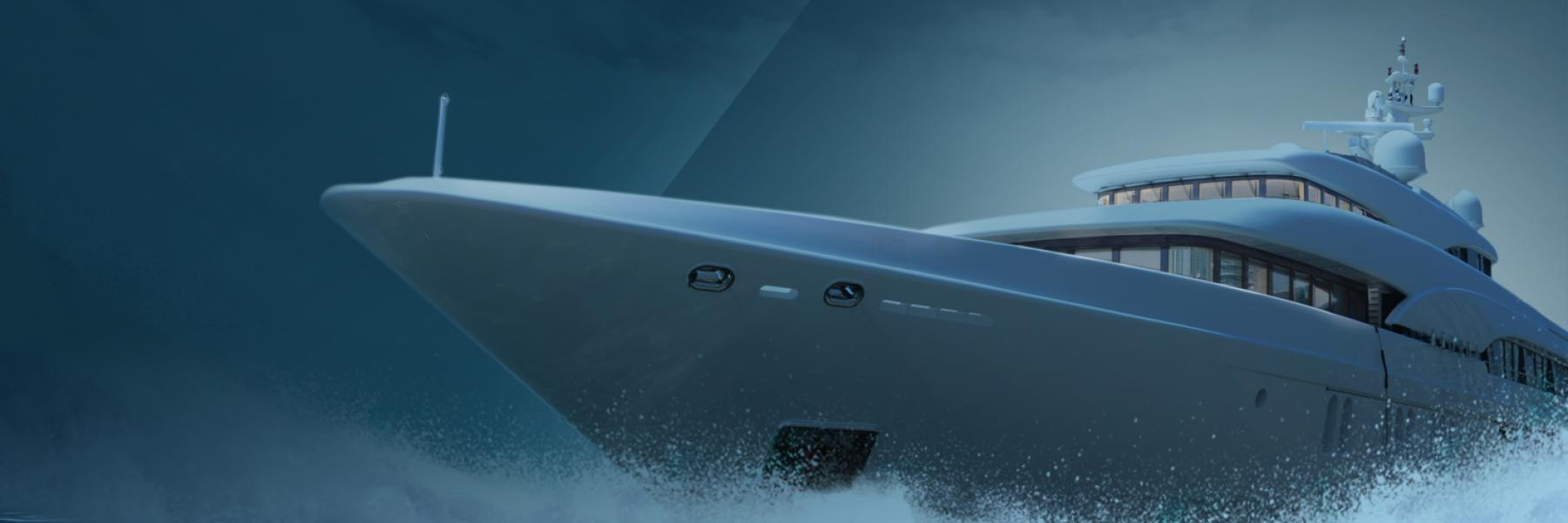 An image of a Super Yacht