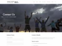 Derek Dames Safaris - Wordpress Site
